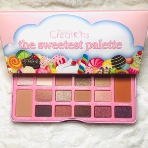 The Sweetest Palette by Beauty Creations